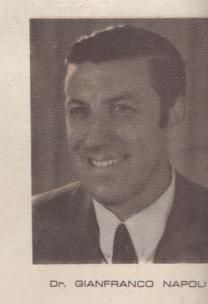 gianfranco napoli 1960